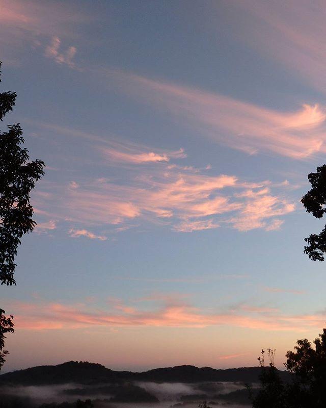 Good morning! #sunrise #seasons